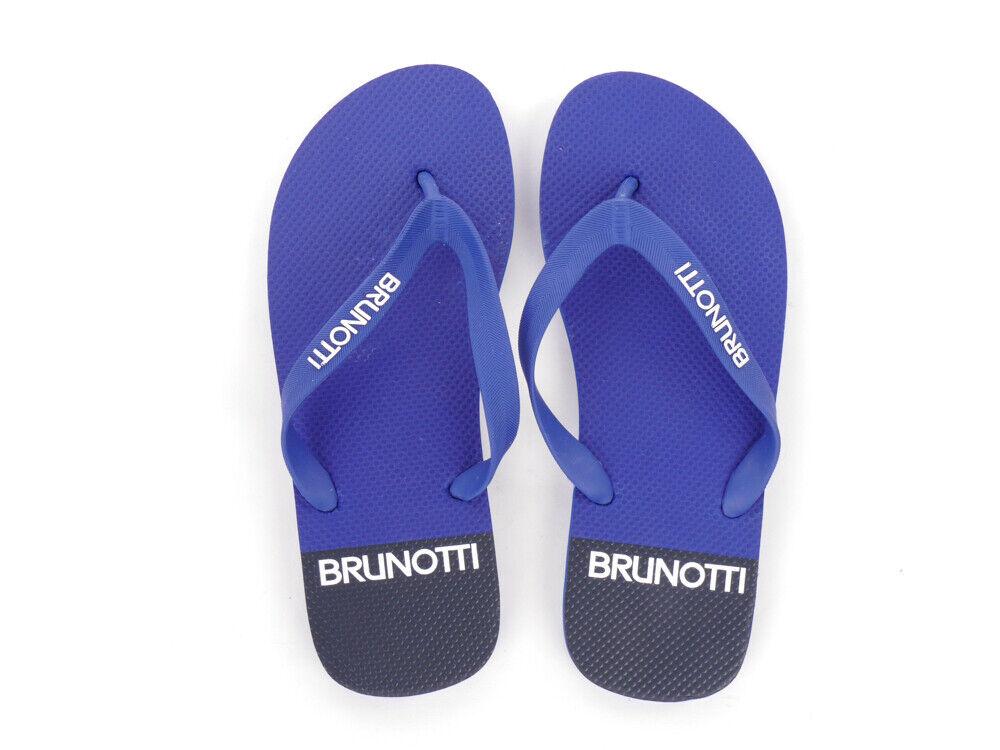 Brunotti Toe post Sandal Slippers Enso blu Eva -Sole Nubs   negozio all'ingrosso