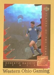 1994-World-Cup-USA-Roberto-Baggio-WC4-Player-Of-The-Year-Soccer-Card