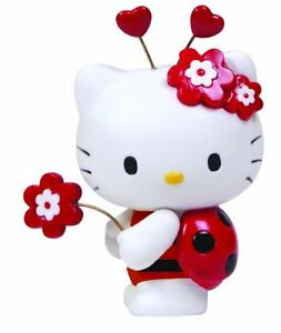 Hello Kitty Ladybug Figurine, New, Free Shipping
