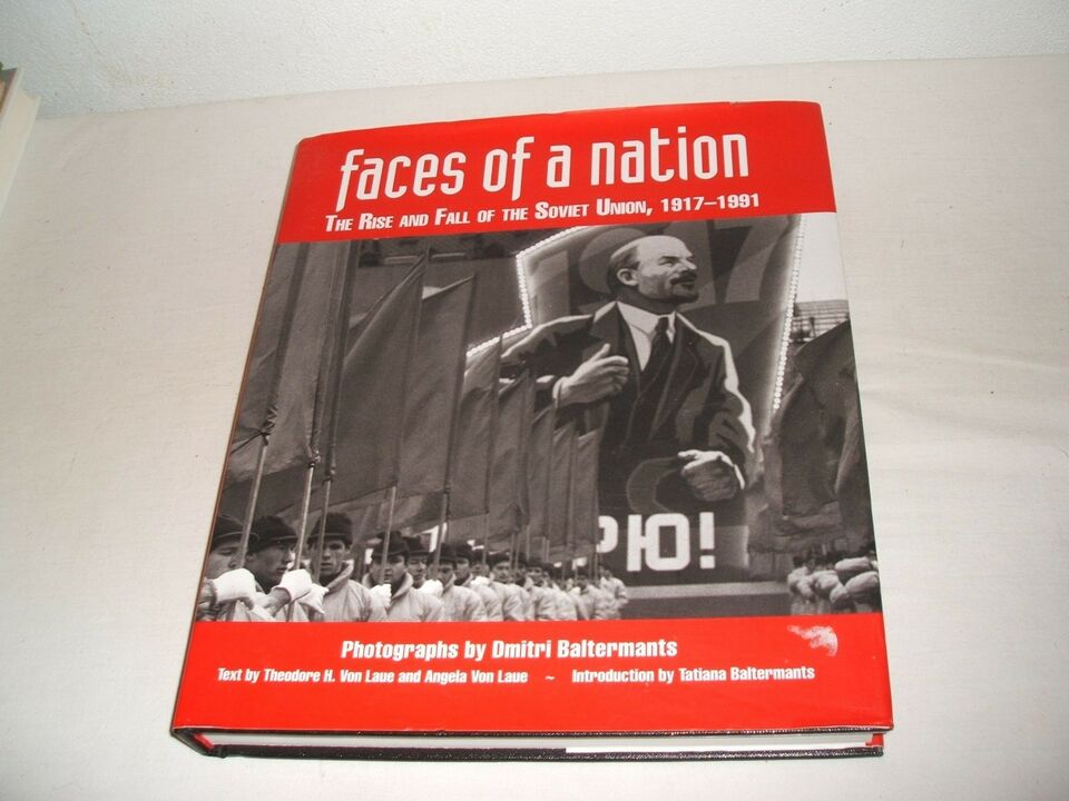 Faces of a nation, Theodore Von Laue, emne: historie og