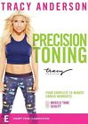 Tracy Anderson - Precision Toning (DVD, 2014)