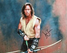 KEVIN SORBO Signed 10x8 Photo HERCULES  COA