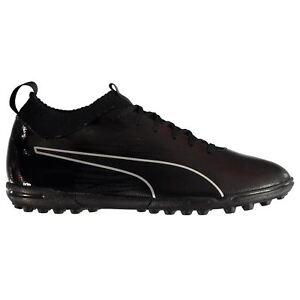 Puma-evoknit-Astro-Turf-Football-Baskets-Homme-Noir-Football-Baskets-Chaussures