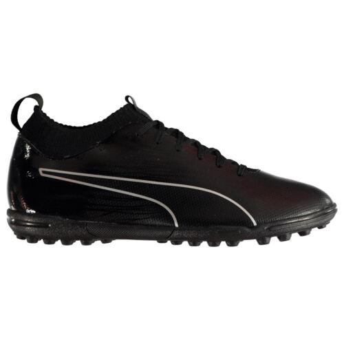 Puma da Pantofole nere Astro Evoknit Turf uomo Scarpe da calcio pwqAE4