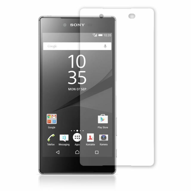 2X TOP QUALITY CLEAR SCREEN PROTECTOR GUARD LCD FILM COVER FOR SONY XPERIA  Z5