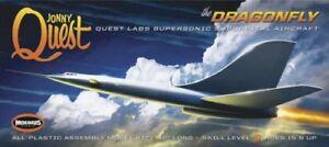 Moebius-Models-Jonny-Quest-Dragonfly-new-Plastic-Model-Kit-946-M