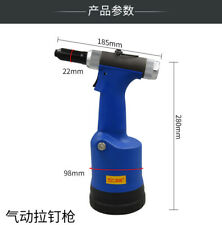 Hydraulic Riveting Kp 709 Gun Industrial Grade Riveting Tool Air Tools