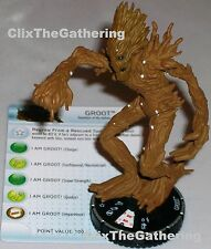 GROOT #051 Guardians of the Galaxy Marvel HeroClix SUPER RARE