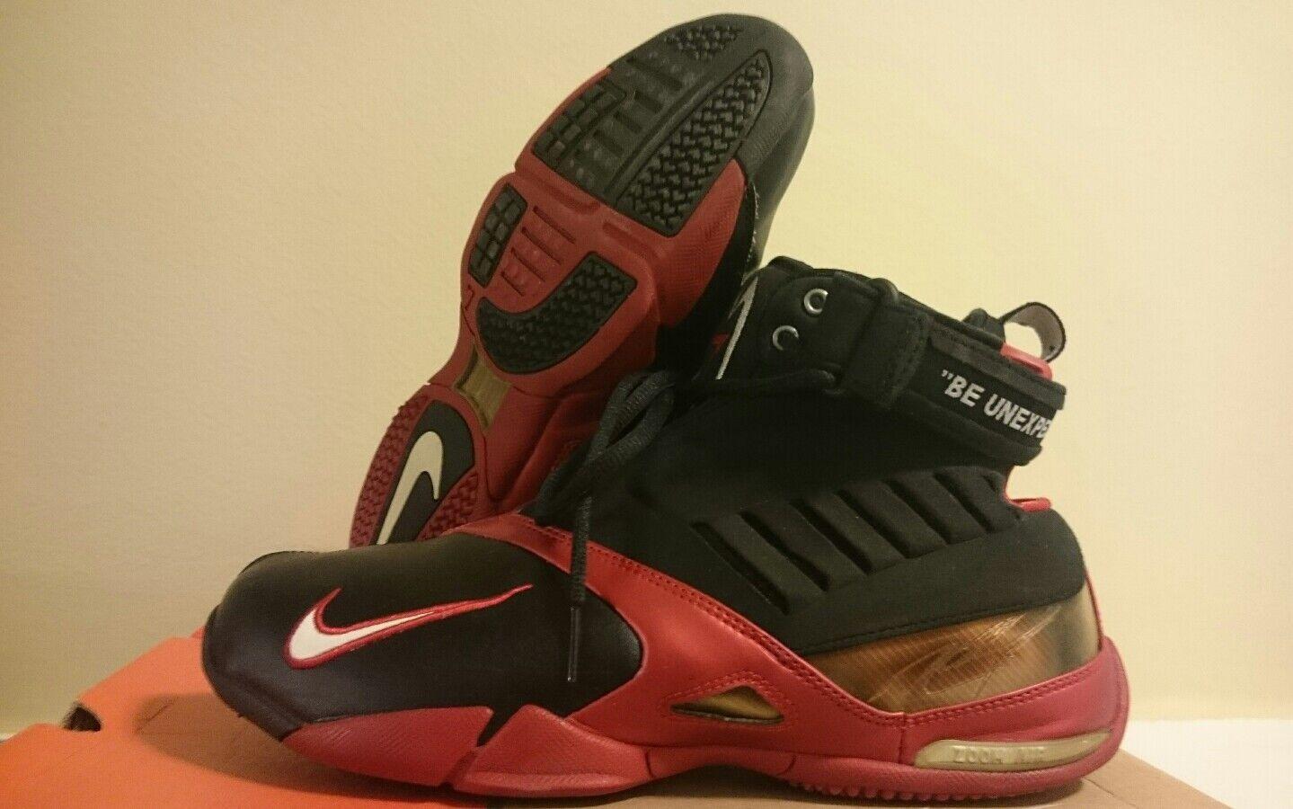 RARE Nike Zoom Vick I Men's Sz 8.5 jordan retro off white atl 1 atlanta falcons