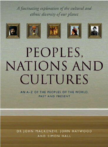 Cassell's Peoples, Nations and Cultures Hardback Book The Fast Free Shipping