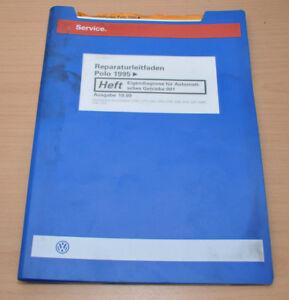 Sonnig Vw Polo 3 6n Ab 1995 Eigendiagn Automatisches Getriebe 001 Cmh Werkstatthandbuch Auto & Verkehr