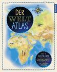 Der Weltatlas für Kinder von Angelika Sust und Heike Herrmann (2015, Gebundene Ausgabe)