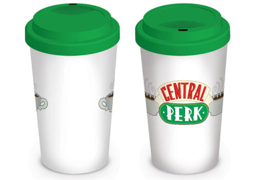 Travel Mug MG22640-12oz//340ml Central Perk Friends