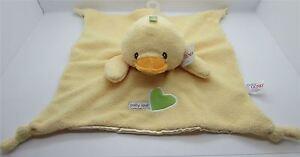 Baby Gund DUCK Snuggle Comfort Blankie - Suitable From Birth - Satineesnug NEW