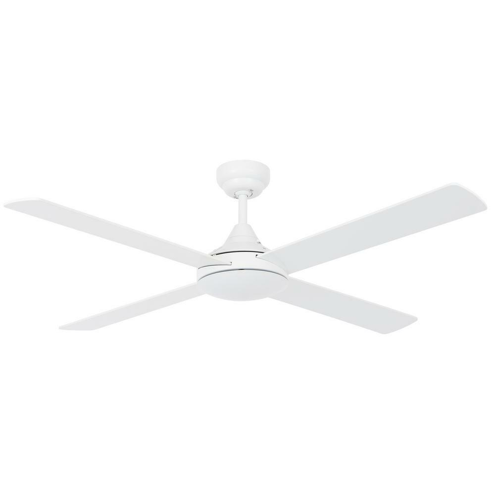 Lucci Air Airlie II Weiß 52 in. with Remote Ceiling Fan