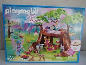 Playmobil Fées 70001 Waldfeenhaus - Neuf Et Emballage D'origine