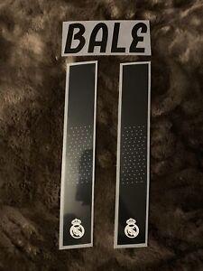 Flocage Officiel Real Madrid Bale Adulte