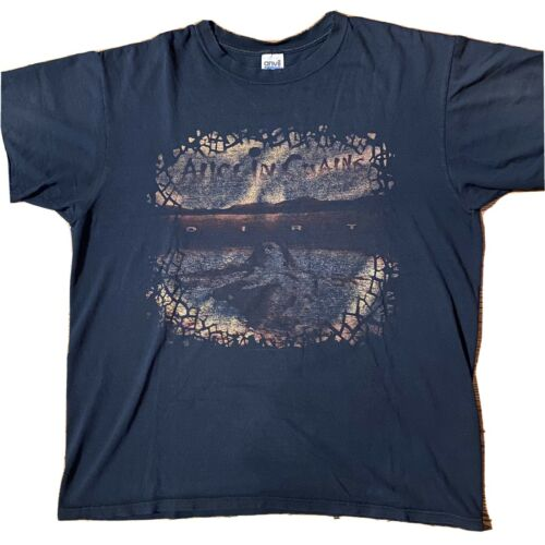 vintage alice in chains shirt - image 1