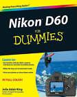 Nikon D60 For Dummies by Julie Adair King (Paperback, 2008)