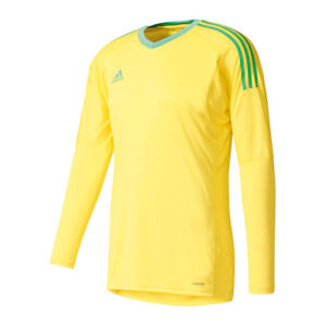 La imagen se está cargando Adidas-Revigo-17-CAMISETA-PORTERO-VERDE-AMARILLO 059dbaa223e2d