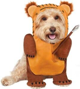 Running Ewok Star Wars Classic Fancy Dress Up Halloween Pet Dog Cat