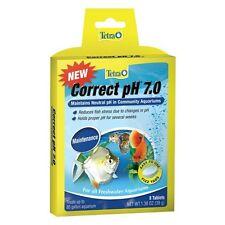 Tetra Correct Ph Tablets 8pk Aquarium Water Conditioner Adjuster