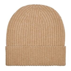 a3ee66c1a Details about 100% CASHMERE BEANIE HAT | Mens | More Colours Available