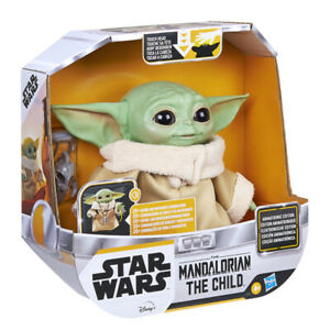 """Star Wars The Child Animatronic Edition """"aka Baby Yoda"""" With Over 25 Sound and 4"""