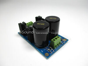 HIFI-Audio-LM317-LM337-TL431-linear-regulated-power-supply-board