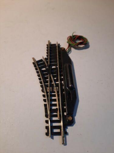 Spur N Roco 22249 elektrische Weiche 24° links