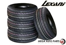 4 X New Lexani [LXM-101] 195/70R14 91T All Season Performance Tires 195/70/14