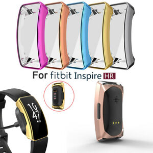 Smart-Band-TPU-Watch-Case-Schutzhulle-Schutzhulle-For-Fitbit-Inspire-amp-HR