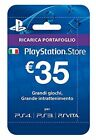 Sony Playstation: Live Card Hang 35 Euro Contenuto Scaricabile