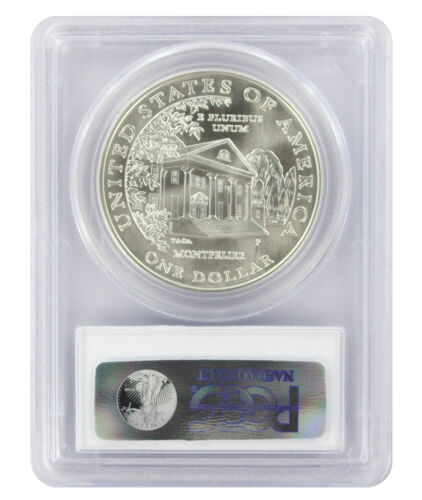 1999-P Dolley Madison Silver Commemorative Dollar MS69 PCGS Mint State 69