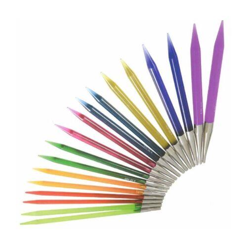 KnitPro Trendz Nadelspitzen  Acryl alle Farben alle Größen 3,5-12mm
