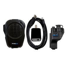 Pryme Bluetooth Speaker Mic & Adapter Motorola XTS5000 XTS3000 XTS2500 XTS1500