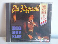 CD ALBUM ELLA FITZGERALD Big boy blue GRF091