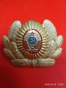 Original-vintage-cockade-of-a-senior-militsii-officer-Police-of-the-USSR-MVD-bad