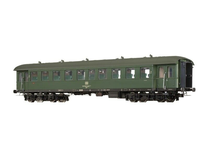 2 NEU//OVP Brawa H0 46300 DB III Personenwagen B3yg