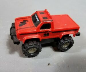 McDonalds-Stomper-Red-Ford-23-4X4-Pickup-Truck-Schaper-1986-Happy-Meal-Mini