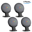 Smart-Speaker-Pedestal-Stand-For-Google-Home-Mini-Google-Nest-Mini-White thumbnail 26