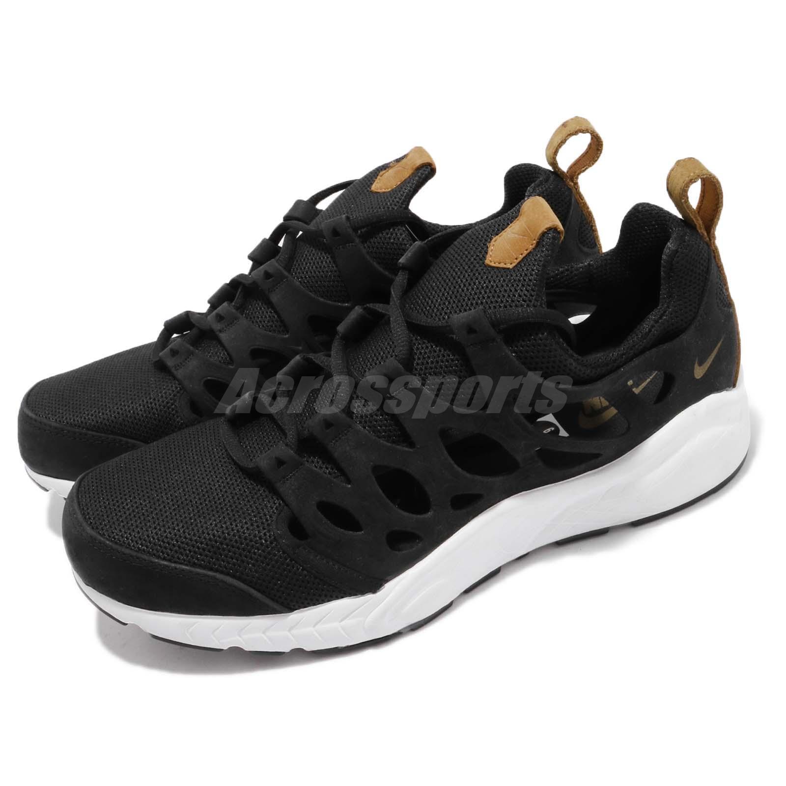 Niko Air Zoom Chalapuka nero bianca  Marronee Men Scarpe Casual scarpe da ginnastica 872634 -001  negozio d'offerta