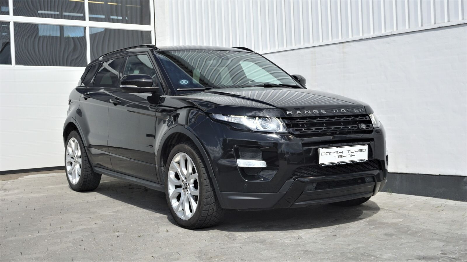 Land Rover Range Rover Evoque 2,2 SD4 Dynamic aut. 5d