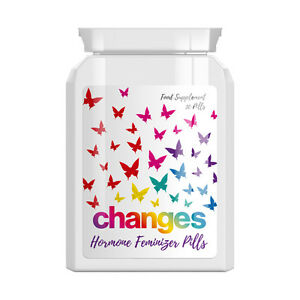 Sex change hormone pills