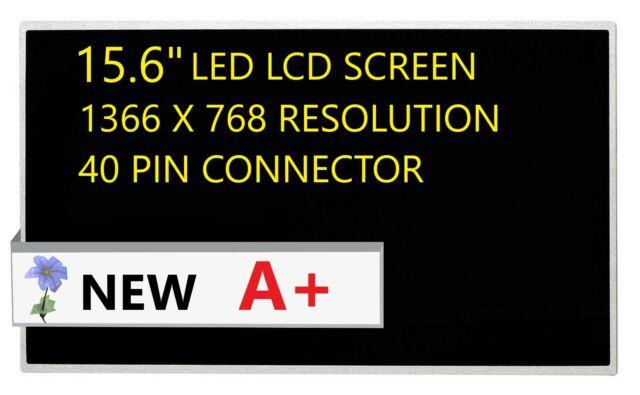 "GATEWAY P5WS0 LAPTOP LCD SCREEN 15.6/"" WXGA LED DIODE"