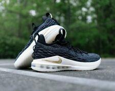 Nike Lebron 15 XV Low Black Metallic