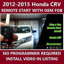 Plug And Play Remote Start Fits 2012 2015 Honda Cr V Fits Honda