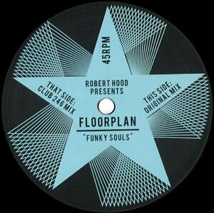 Robert-Hood-Pres-Floorplan-Funky-Souls-Houseclassic-New-Vinyl