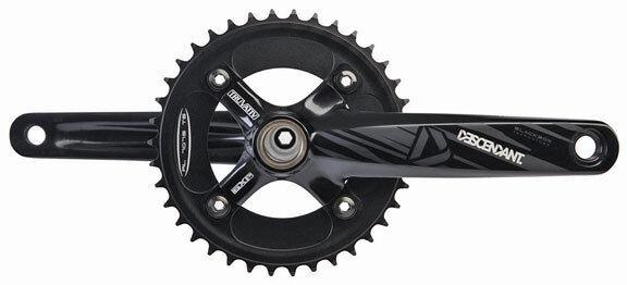 Truvativ Descendant 1.1 GXP MTB Mountain Bike DH Crankset 83mm 36T 175mm