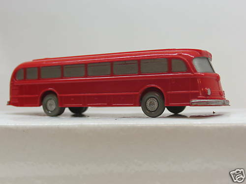 Wiking 700 7 7 7 D Postbus MB-Pullmann unverglast (Z 732)  | Trendy  9a3eab